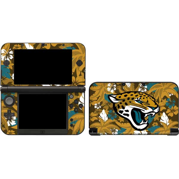 Jacksonville Jaguars Nintendo Gaming Skins