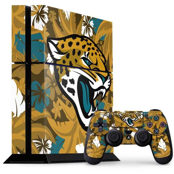 Jacksonville Jaguars PlayStation Gaming Skins