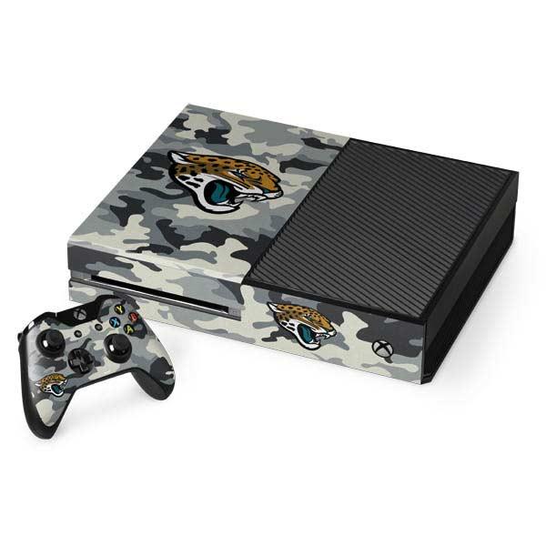 Jacksonville Jaguars Xbox Gaming Skins