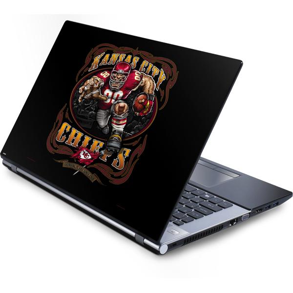 Shop Kansas City Chiefs Laptop Skins
