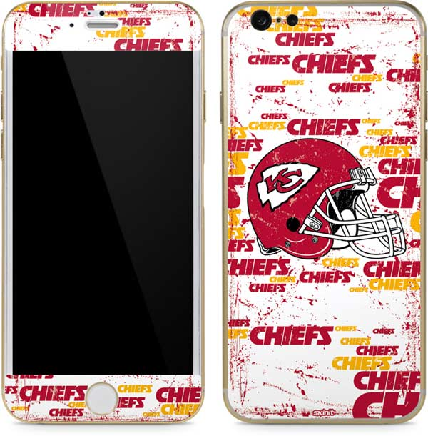 Shop Kansas City Chiefs Phone Skins