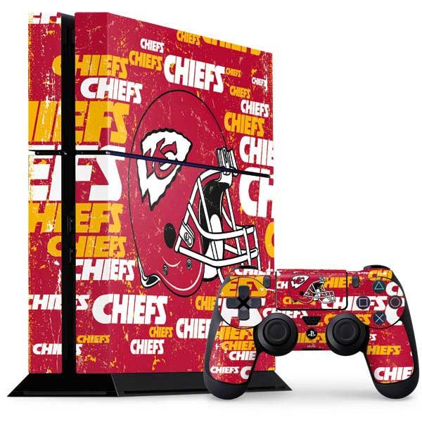 Shop Kansas City Chiefs PlayStation Gaming Skins