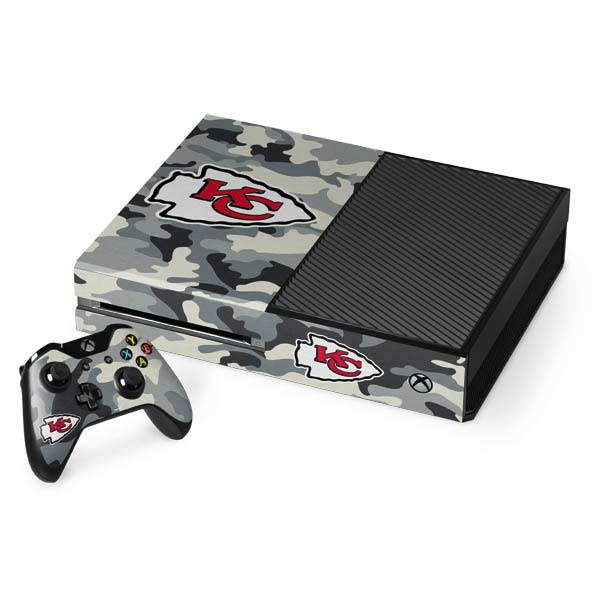 Shop Kansas City Chiefs Xbox Gaming Skins