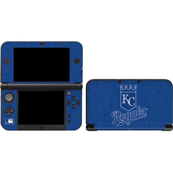 Kansas City Royals Nintendo Gaming Skins