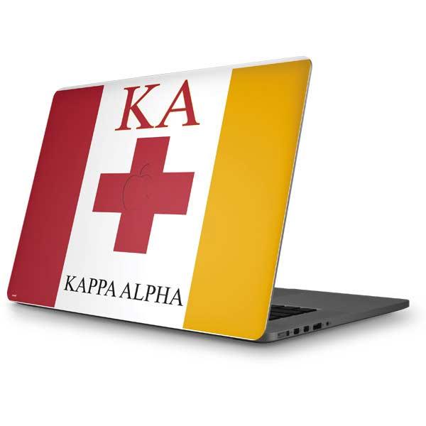 Shop Kappa Alpha MacBook Skins