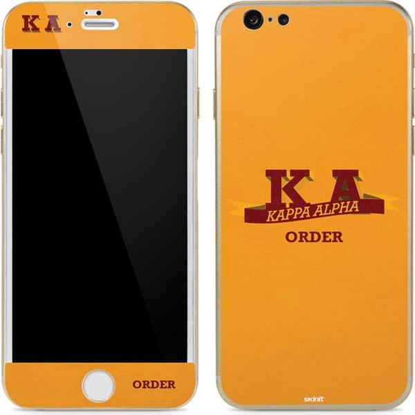 Shop Kappa Alpha Phone Skins