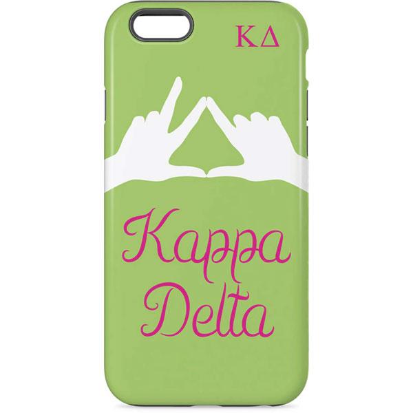 Kappa Delta iPhone Cases