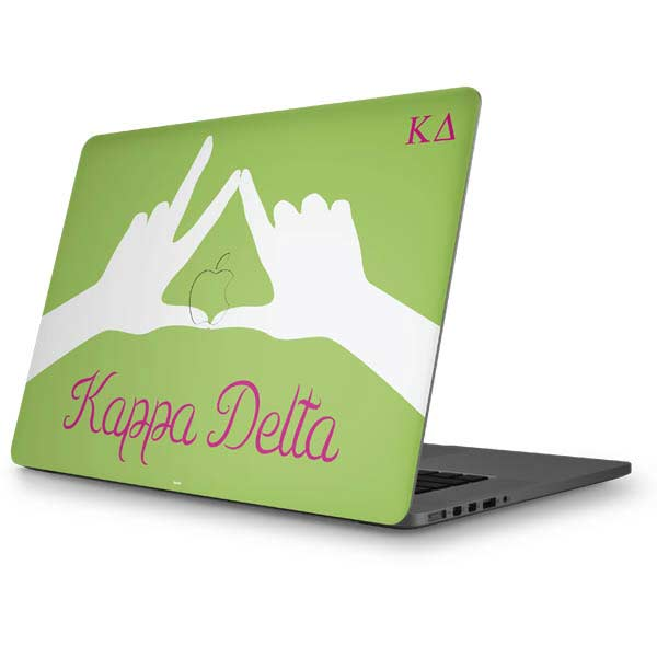 Kappa Delta MacBook Skins