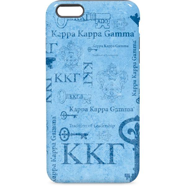 Kappa Kappa Gamma iPhone Cases