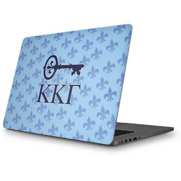 Kappa Kappa Gamma MacBook Skins