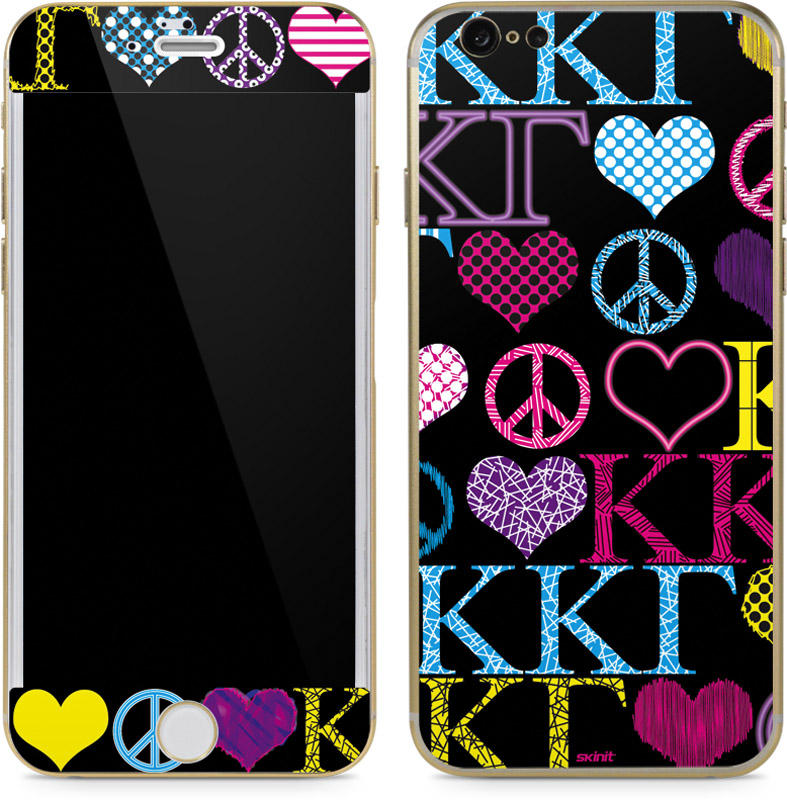Kappa Kappa Gamma Phone Skins