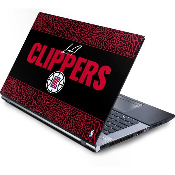 Shop LA Clippers Laptop Skins