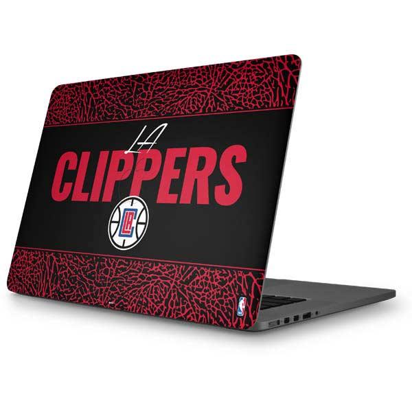 Shop LA Clippers MacBook Skins