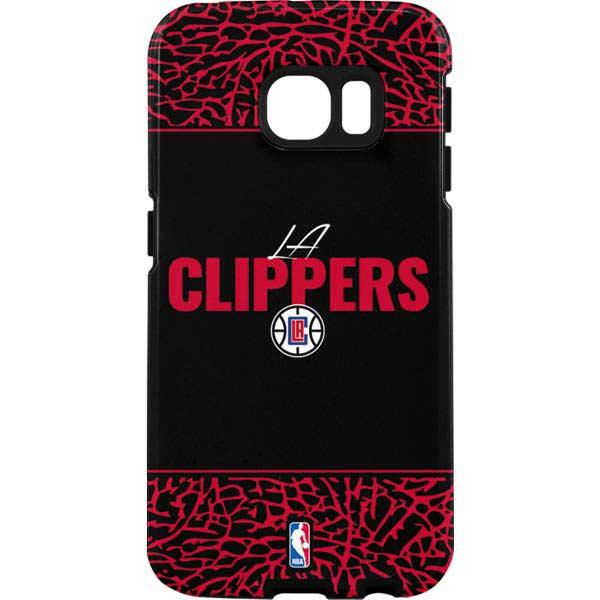 Shop LA Clippers Samsung Cases