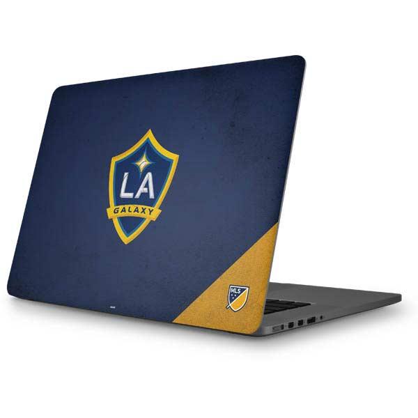 LA Galaxy MacBook Skins
