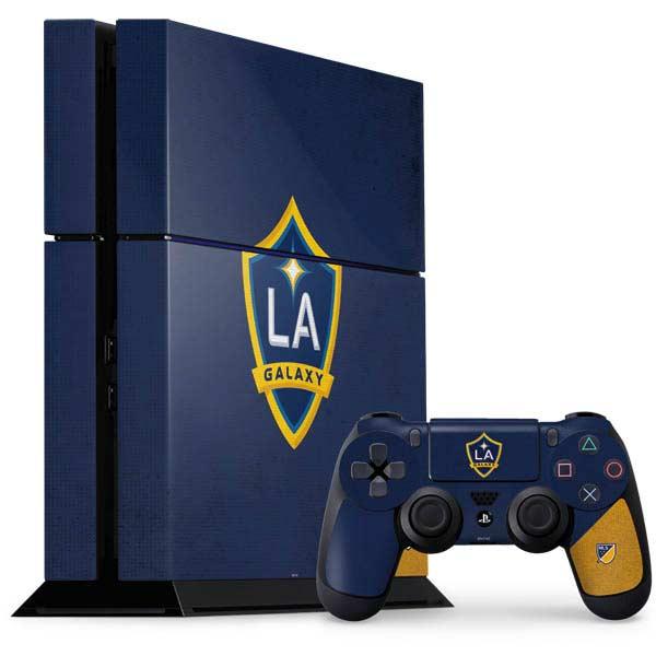LA Galaxy PlayStation Gaming Skins
