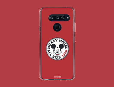 LG V40 ThinQ Clear Case