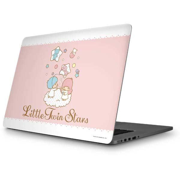 Shop Little Twin Stars MacBook Skins