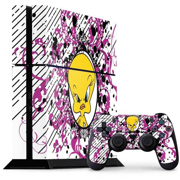 Looney Tunes PlayStation Gaming Skins