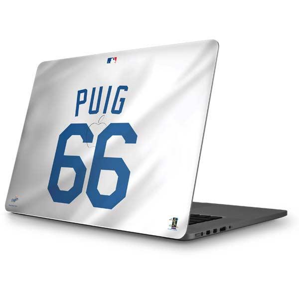 Los Angeles Dodgers MacBook Skins