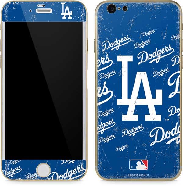 Los Angeles Dodgers Phone Skins