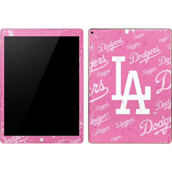 Los Angeles Dodgers Tablet Skins