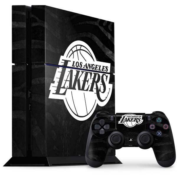 Shop Los Angeles Lakers PlayStation Gaming Skins