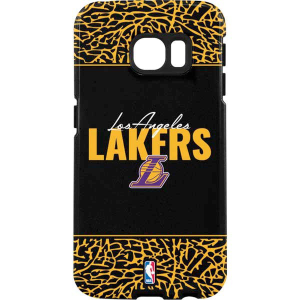 Shop Los Angeles Lakers Samsung Cases