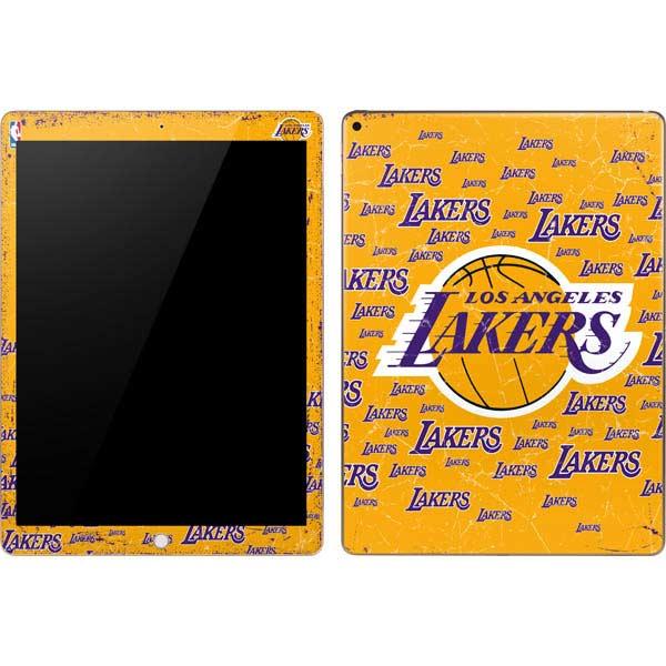Shop Los Angeles Lakers Tablet Skins