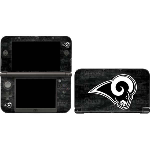 Los Angeles Rams Nintendo Gaming Skins