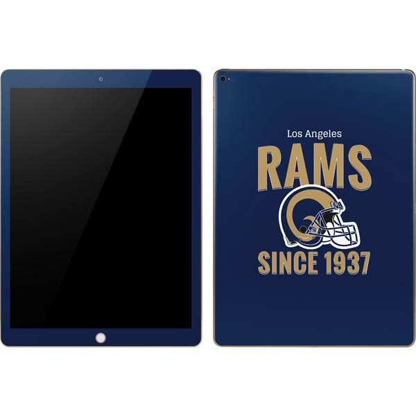 Los Angeles Rams Tablet Skins