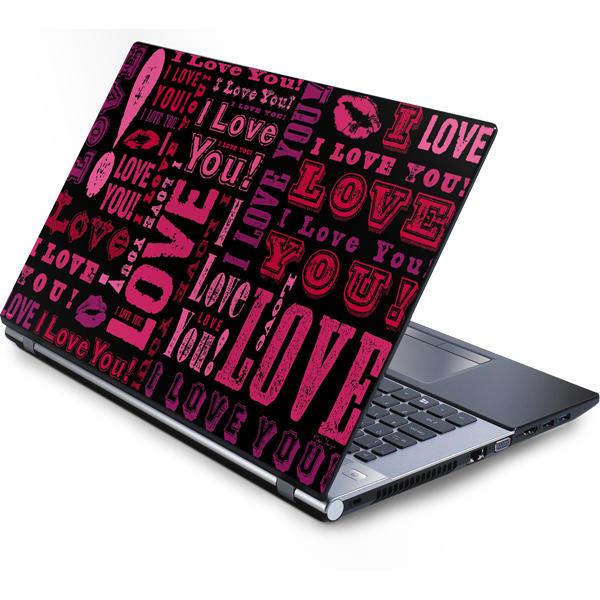 Love Laptop Skins