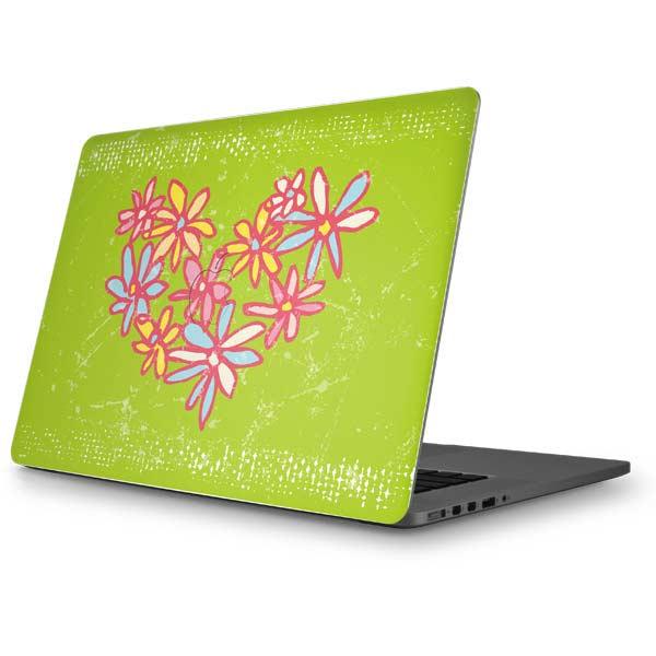 Shop Love MacBook Skins