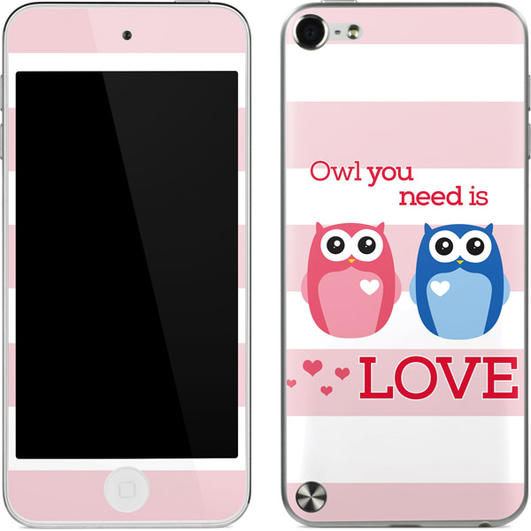 Shop Love iPod Skins