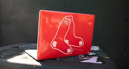 Shop MLB Apple MacBook Skins