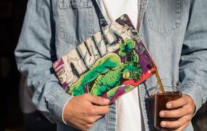 Marvel Macbook Skins