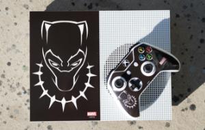 Black Panther Designs
