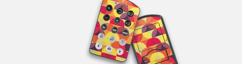 skins for MED-EL devices
