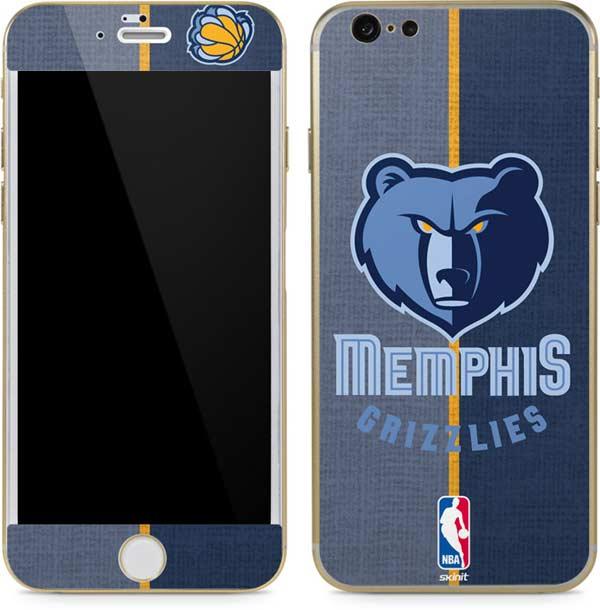 Memphis Grizzlies Phone Skins