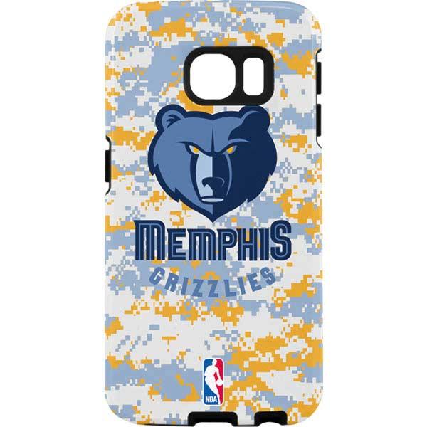 Memphis Grizzlies Samsung Cases