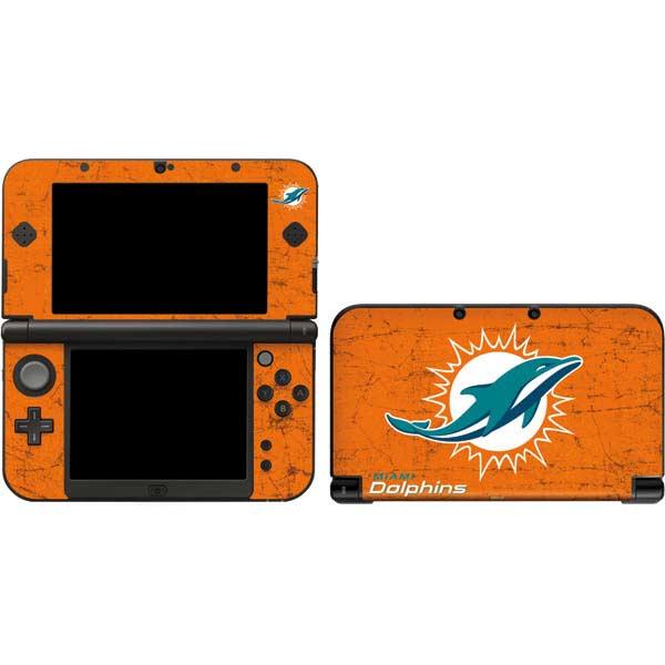 Miami Dolphins Nintendo Gaming Skins