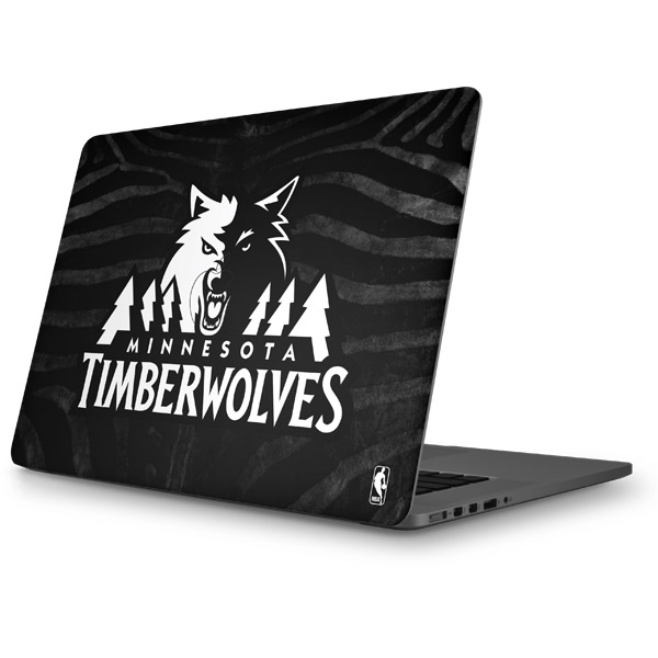 Minnesota Timberwolves MacBook Skins