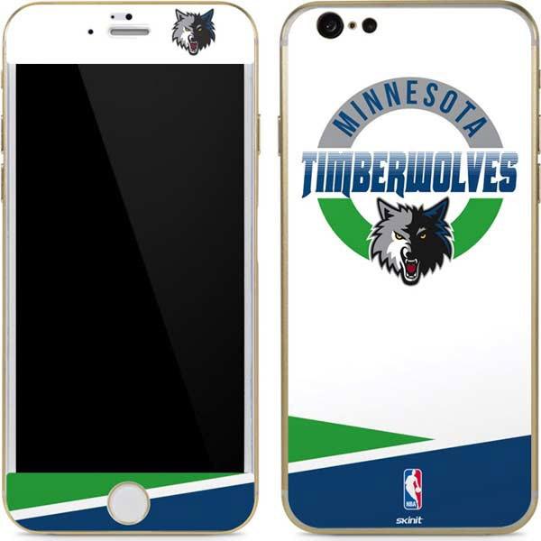 Minnesota Timberwolves Phone Skins