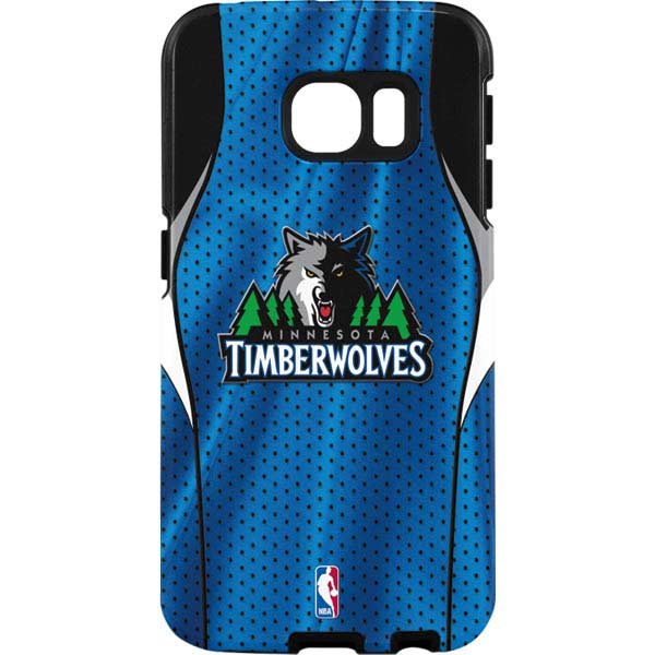 Minnesota Timberwolves Samsung Cases