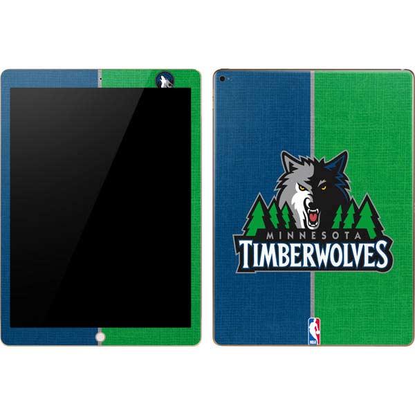Minnesota Timberwolves Tablet Skins