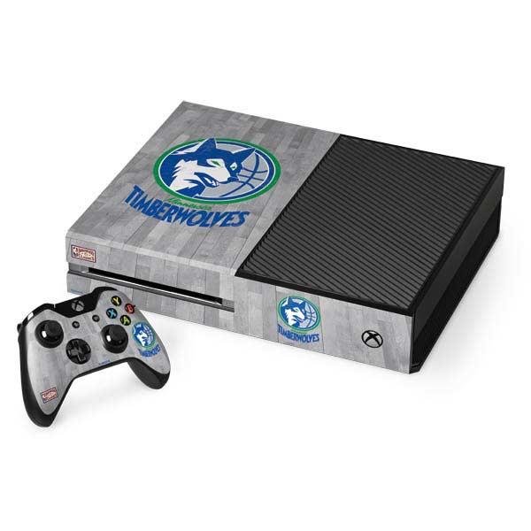 Minnesota Timberwolves Xbox Gaming Skins