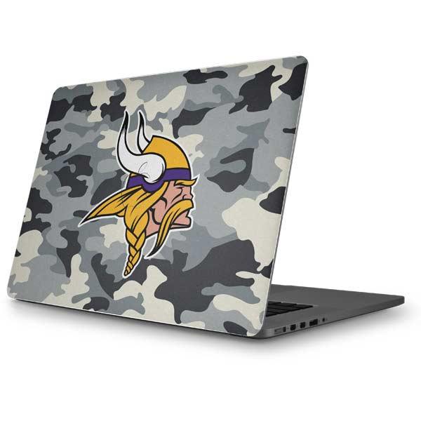 Minnesota Vikings MacBook Skins