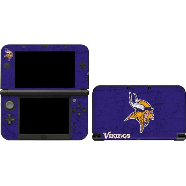 Minnesota Vikings Nintendo Gaming Skins