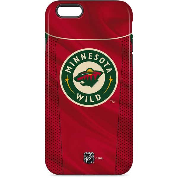 Minnesota Wild iPhone Cases