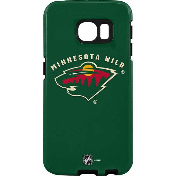 Minnesota Wild Samsung Cases